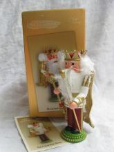 Hallmark 2004 Nutcracker King  Club Exclusive Christmas Tree Ornament