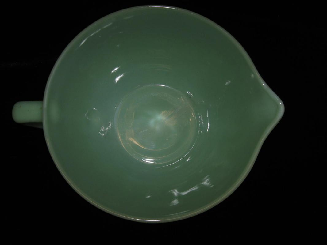 Vintage Fire King Jadite Jadeite  Batter Bowl 3/4