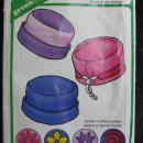 New Green Pepper F835 Artic Circle Caps Hat Sewing Pattern Uncut  Child & Adult Sizes