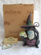 Jim Shore Fur-Ever Frightful Halloween Black Cat Figurine