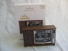 Hallmark 2012 Beverly Hillbillies Magic Light & Sound Christmas Ornaments