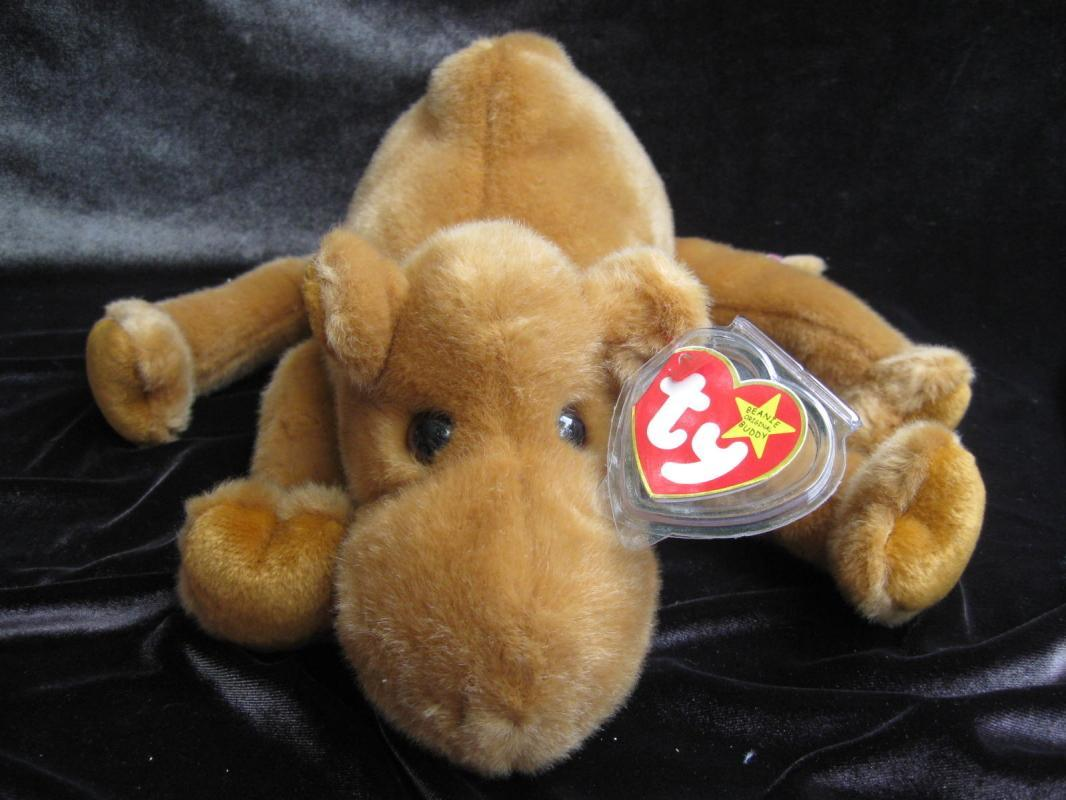 Ty Humphrey The Camel Beanie Buddy New With Tags
