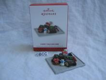 Hallmark 2013 Season's Treatings Yummy Yule Log Cake Limited Quantity Keepsake Christmas Ornament