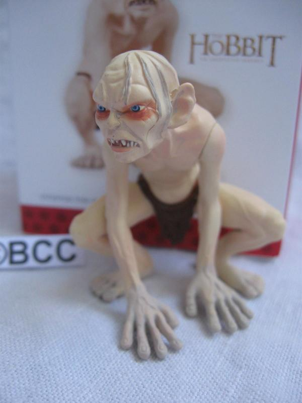 Hallmark 2013 Gollum The Hobbit Limited Quantity Keepsake Christmas Ornament
