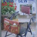New Kwik Sew K3927 3927 Wheelchair & Walker Carryall & Carrier Bag Sewing Pattern