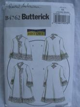 New Butterick B4762 4762 Misses' Jacket Coat  Civil Wart Halloween Costume Sewing Pattern Size 14 16 18 20