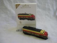 Hallmark 2010 Lionel Kansas City Southern Locomotive