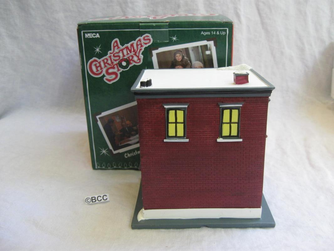 A Christmas Story Chop Suey Pa;ace Lighted Restaurant Tabletop Display