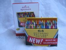 Hallmark 2013 Big Box Of 64 Crayola Crayons Keepsake Christmas Tree Ornament