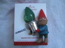 Hallmark 2013 Gome For Christmas Keepsake Ornament Exclusive