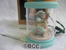 Hallmark 1995 Baby's First Christmas Baby Bottle Keepsake Christmas Tree Ornament