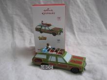 Hallmark 2013 Wagon Queen Family Truckster Griswold Christmas Ornament
