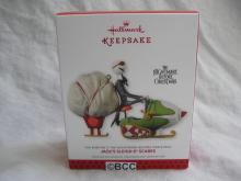 Hallmark 2013 Sleigh O Scares The Nightmare Before Christmas Jack Skellington Ornament
