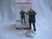 Hallmark 2013 Clark's Christmas Miracle Magic Griswold Christmas Ornament