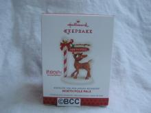 Hallmark 2013 Rudolph North Pole Pals The Red Nosed Reindeer Ornament