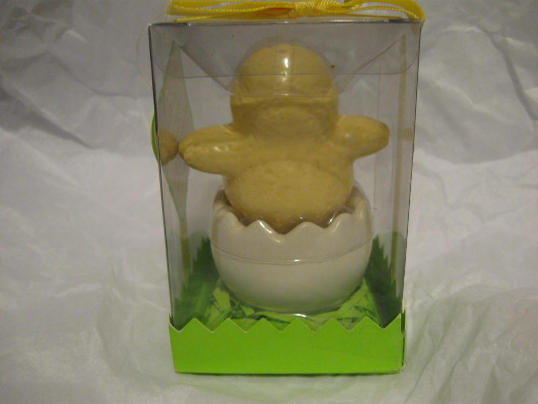 Hallmark 2007 Baby Chick Chicken Salt & Pepper Shakers  Chick
