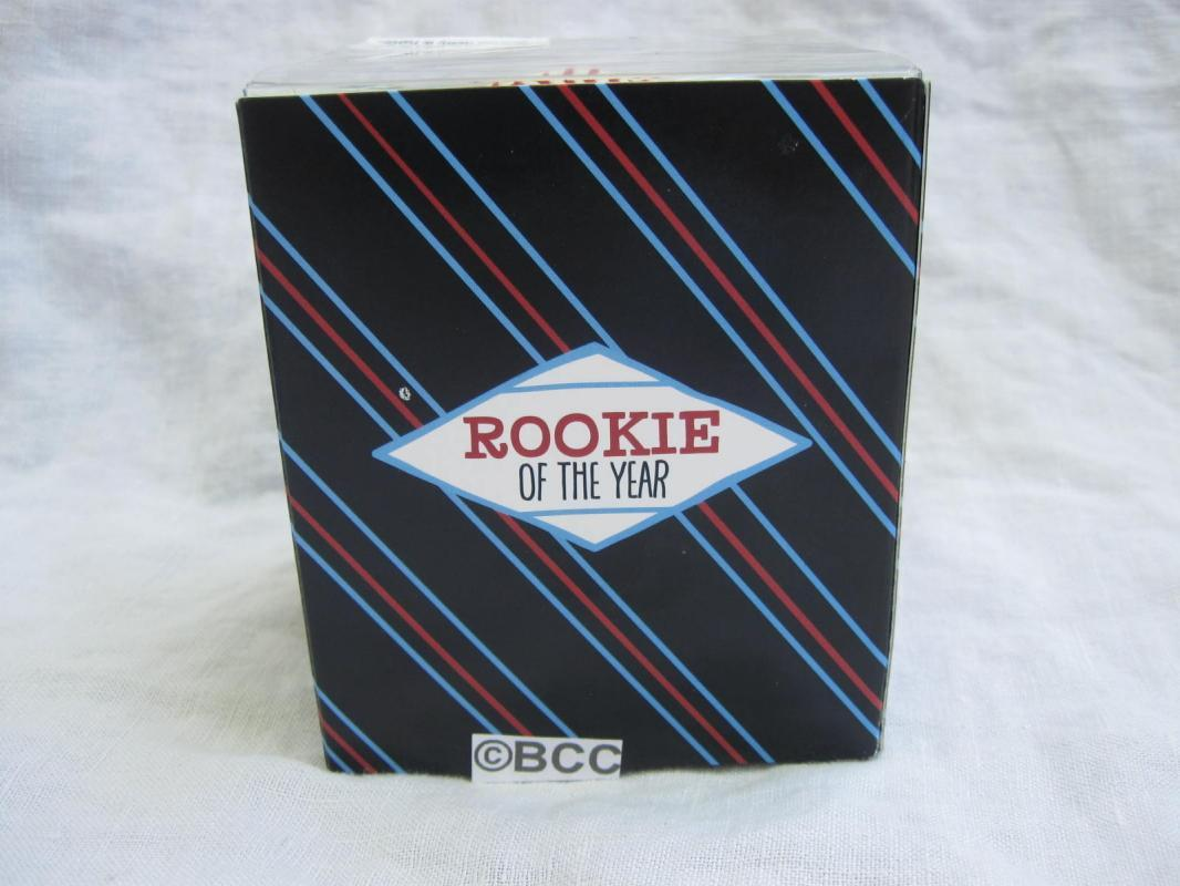 Hallmark 2014 Rookie Dad Father's Day Autograph Baseball & Stand New 1st Father