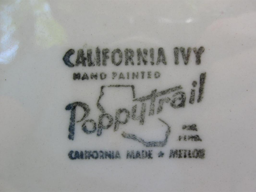 Vintage California Ivy 13