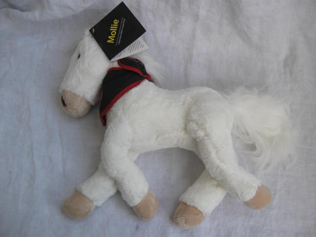 Wells Fargo Bank Molly The Stagecoach Horse Plush