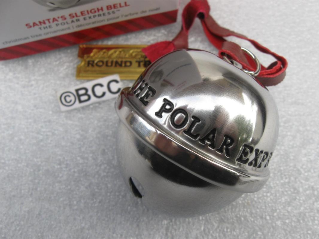 Santa s sleigh bell ornament reanimators