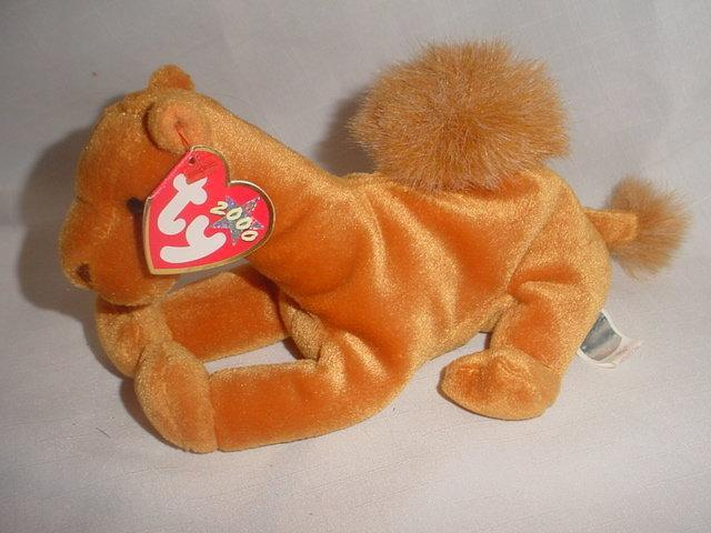 Ty Niles The Camel Retired Beanie Baby