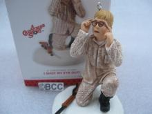 Hallmark 2013 I Shot My Eye Out Ralphie A Christmas Story Magic Sound Ornament