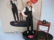 Hallmark 2006 Hello Ricky! I Love Lucy Christmas Tree Ornament
