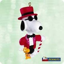 Hallmark 2003 Joe Cool Spotlight On Snoopy