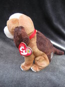 Ty Beanie Baby Holmes the Dog Beanie Baby of the Month