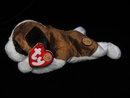 Ty Beanie Baby Alps The St. Bernard  Dog Beanie of the Month - Retired Beanie Baby