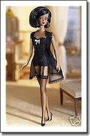 Silkstone Lingerie Barbie Doll #5 African American NRFB