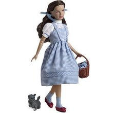 Tonner Dorothy Doll Wizard Of Oz New In  Original Box & Toto Too