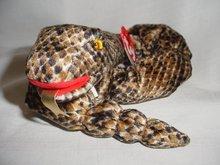 Ty Beanie Baby Zodiac Snake