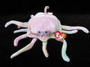 Ty Goochy The Jellyfish Retired Beanie Baby  Darker Colors