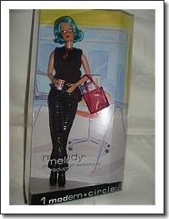 Barbie Modern Circle Melody Doll Production Assistant 2003