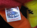 Ty  Halloween  Frankenstein  FRANKENTEDDY  Monster  Beanie Baby