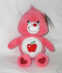 Care Bear Smart Heart Care Bears Collector's Series 8