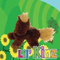 New Retired Webkinz LIL Kinz Brown HORSE  Webkinz Sealed Tag + Secret Code