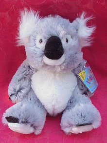 New Webkinz KOALA BEAR Sealed Tag + Secret Code