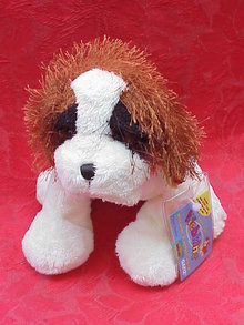 St. Bernard Webkinz With No Magic W With Sealed  Tag + Unused Secret Code