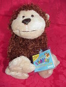 New Webkinz CHEEKY MONKEY - Has Sealed TAG + Secret Code