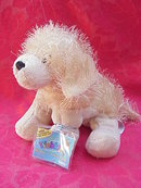 New Webkinz GOLDEN RETREIVER - RETRIEVER  DOG - Has Sealed TAG + Secret Code