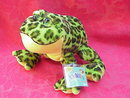 New Webkinz  BULLFROG  - Has Sealed TAG + Secret Code