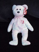Ty Celebrate 15 Years  Beanie Baby Teddy Bear
