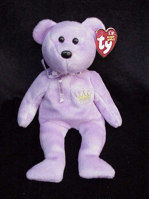 Ty Yours Truly Hallmark Exclusive Beanie Baby Teddy Bear