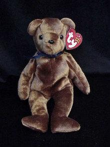 Ty Ted-e Beanie Baby Teddy Bear