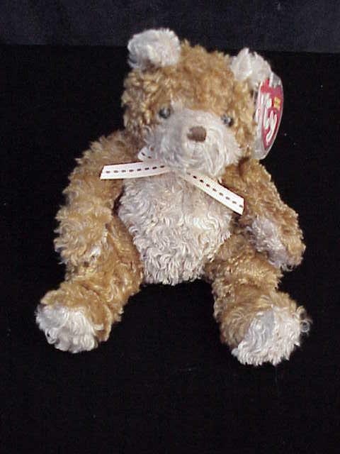 Ty Whittle The Beanie Baby Teddy Bear