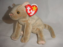Ty Skat The Cat Beanie Baby
