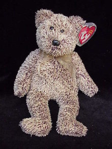 Ty Harry The Bear Beanie Baby