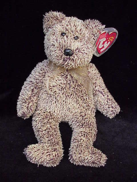 Ty Harry The Bear Beanie Baby